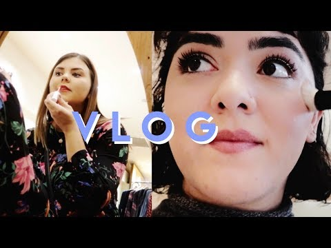 Makeovers and Shopping | VLOG