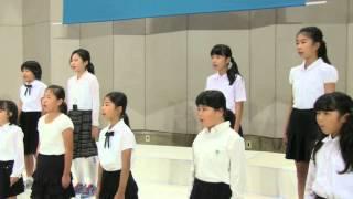 碧南市立新川小学校 ジャングルのレストラン 作詞:山本和子 作曲:春畑セロリ