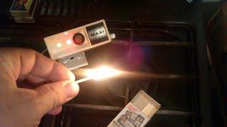 Детектор газа пропан бутан, метан, угарный газ