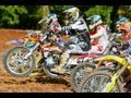 125 A Raw Highlights - DEP Pipes 2 Stroke Shootout / Sleepy Hollow (MXPTV)