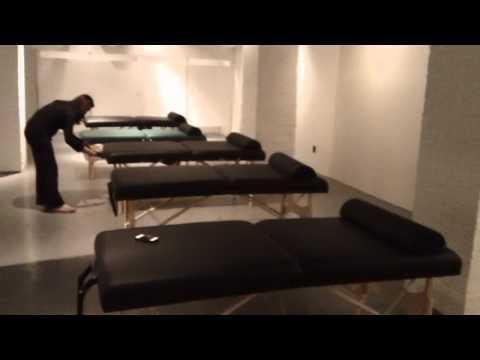 The Massage School Boston first night