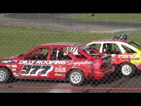 Lightning Rods Heat 1 Tipperary Raceway  4-6-16