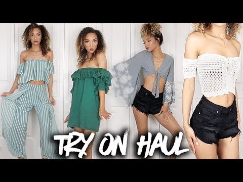 Affordable Clothing Try-On Haul | Cute Boho Outfits!