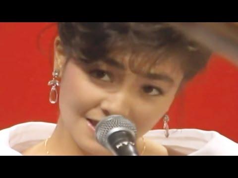 柏原芳恵 - 最愛 (字幕付き)