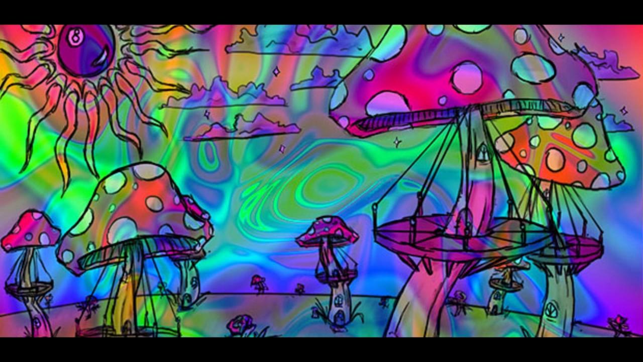 Psytrance - Champignon magique - YouTube