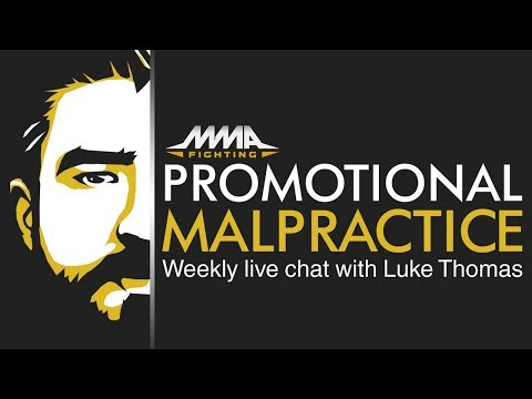 Live Chat: Nate Diaz's Return, UFC 220 & Bellator 192 Review And More