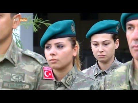 Prizren - Türk Manevra Bölüğü - Sultan Murat Kışlası - Kosova - Ay Yıldızın İzinde - TRT Avaz