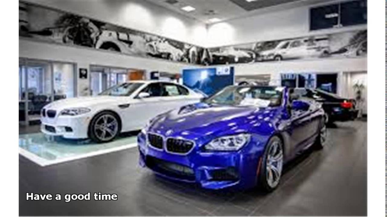 bmw dealership  YouTube