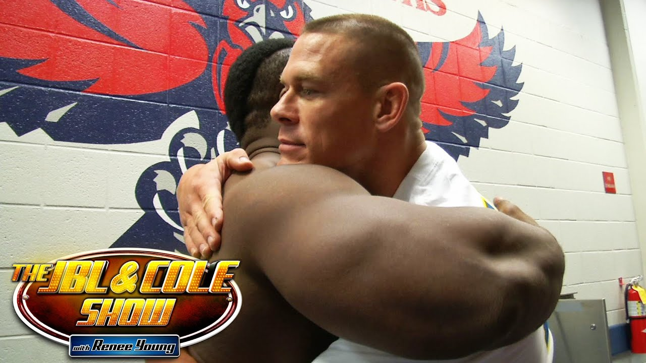Big E and The Bear - The JBL & Cole Show Ep. #52