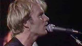 the police - spirits in the material world (live)