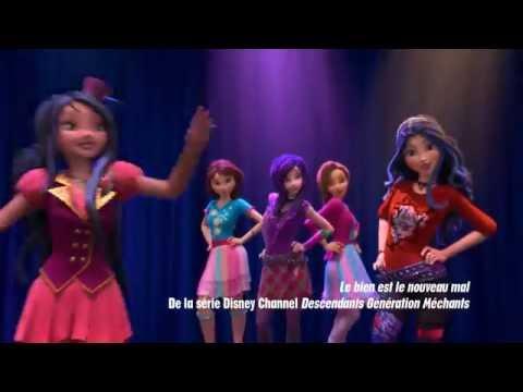 Chanson: Le Bien est le Nouveau Mal | Descendants: Génération méchants | Disney Channel BE