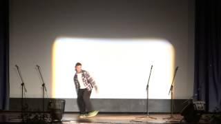 Fabian Olkiewicz - Popping w OKSiR Świecie HD/HQ