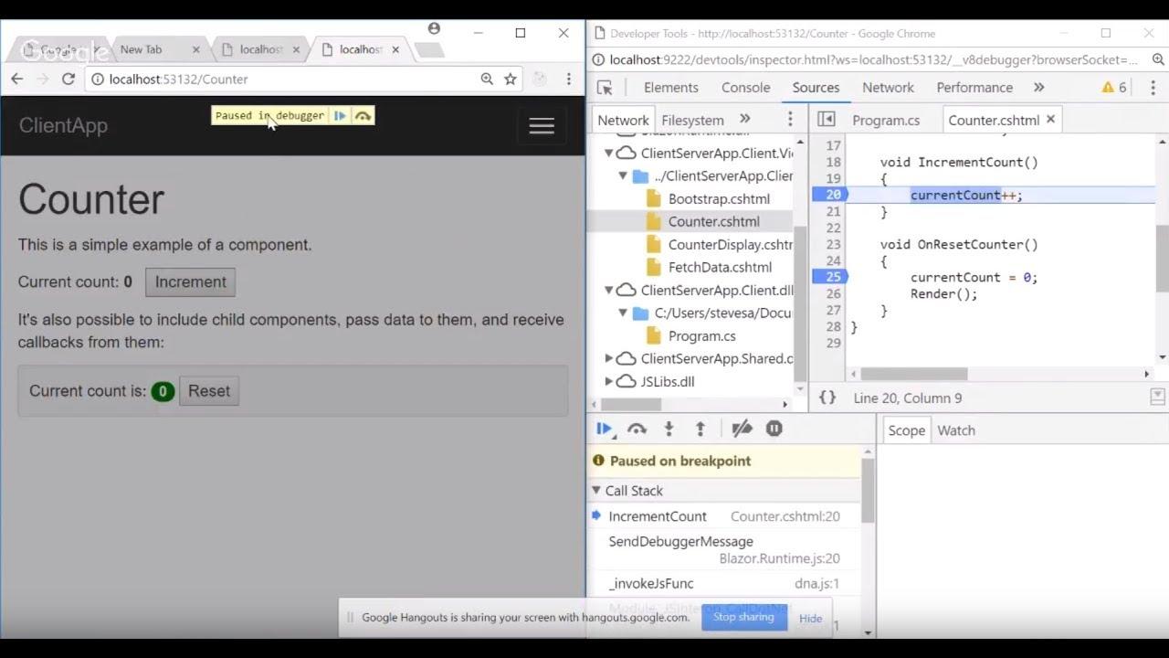 ASP NET Community Standup - Feb 6, 2018 - Blazor Update - YouTube
