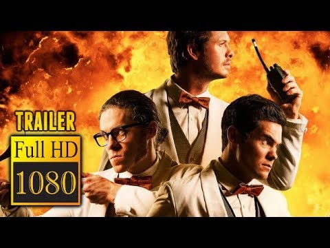 🎥 GAME OVER, MAN! (2018) | Full Movie Trailer in Full HD | 1080p
