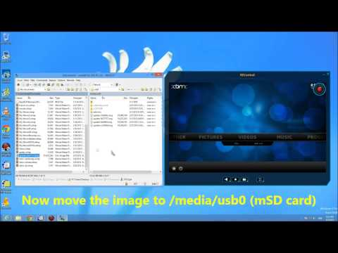 Pivos XIOS DS (XBMC-Linux): How to update your firmware