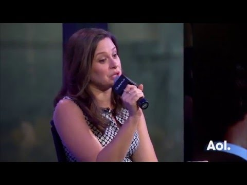 """Katie Lowes On """"Scandal"""" 