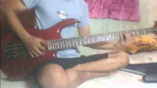 Funky Kopral - Soul Brother Number One ( Bass cover )