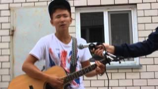 Justin Bieber-baby (cover)-14 yr old Aryn Abzal