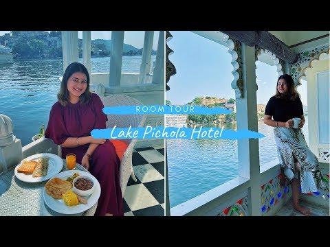 Lake Pichola Hotel In Udaipur | Room Tour, Breakfast Buffet, Sunset Boat Ride | Golgappa Girl