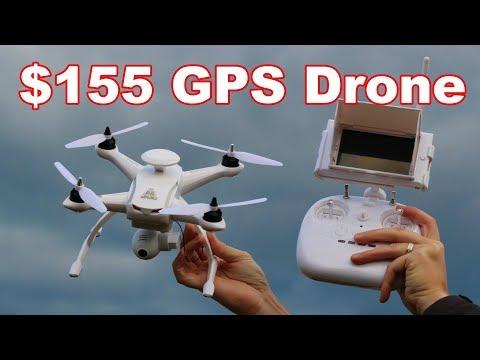 Brushless GPS Camera Gimbal Drone - AOSENMA CG035 - TheRcSaylors