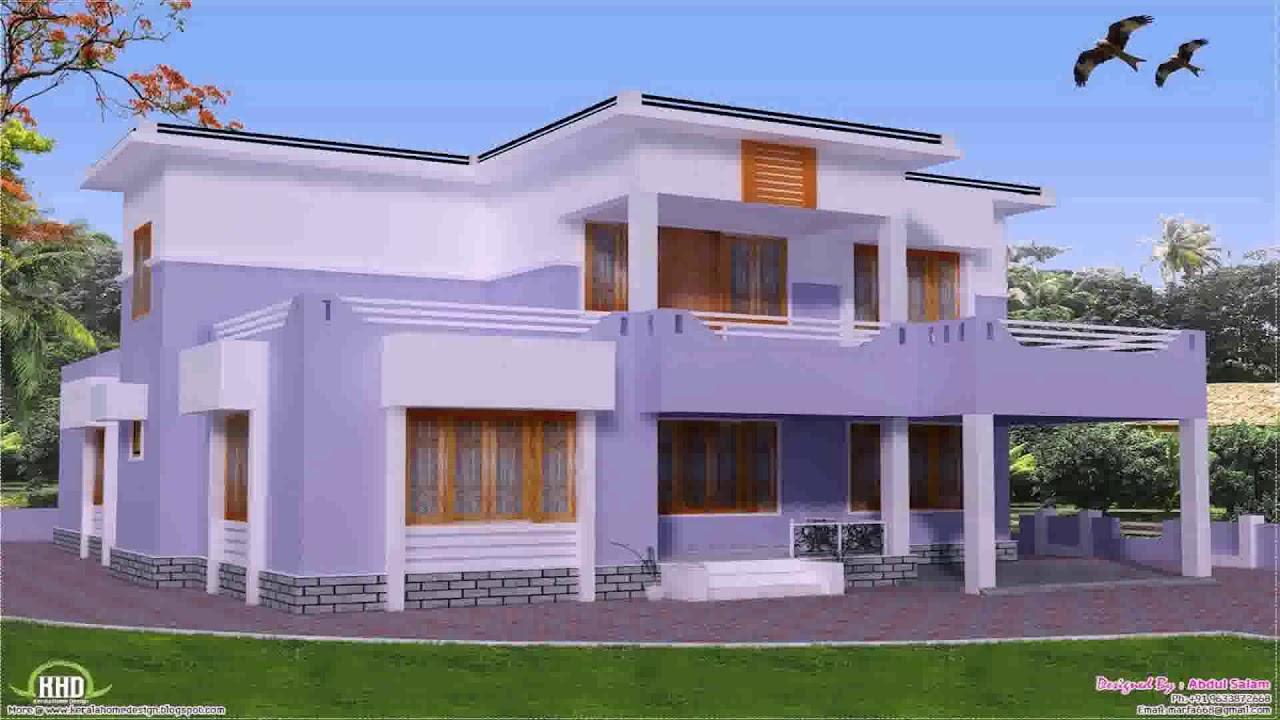 House Veranda Design In India Youtube