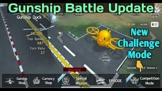 Gunship Battle - New Gunship Duck & Competition Mode