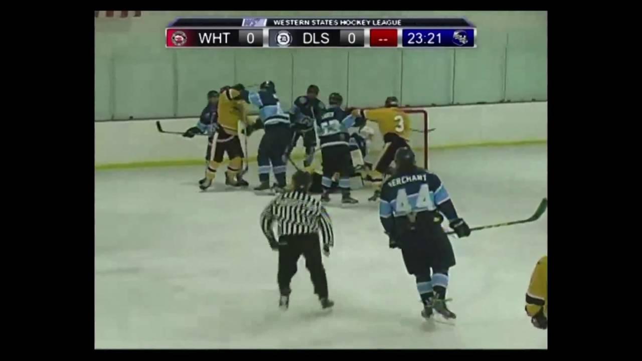 Brady Weiss Wshl Junior A 16 Year Old Ice Hockey Goalie Highlights