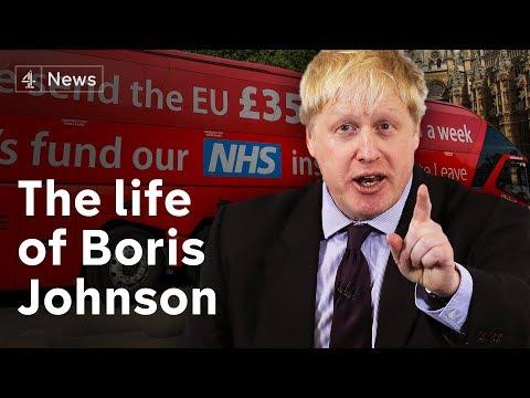 Boris Johnson: The