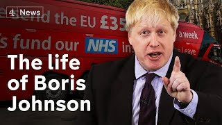 Boris Johnson: The Life of Boris |  Power