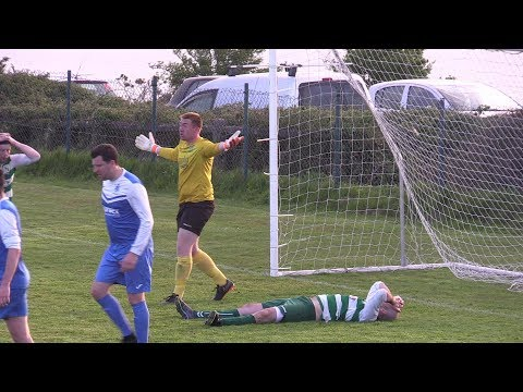 Munster Senior League Soccer - Kinsale V Park Utd 2018