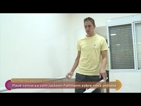 Goleiro Jackson Follmann Mostra superação apos Acidente Encontro 0103