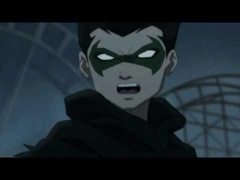 Бэтмен мультфильм смотреть 2014