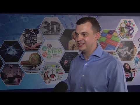 В Бобруйске появился первый STEM-центр