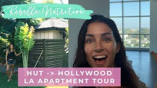 LA APARTMENT TOUR! + Why we stopped traveling?!
