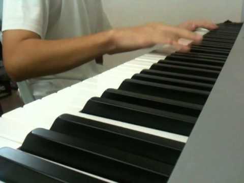 Jalur Gemilang piano cover by shaunang