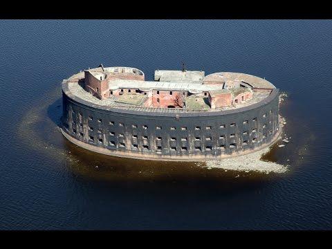 Кронштадт. Форты, тайны Санкт-Петербурга