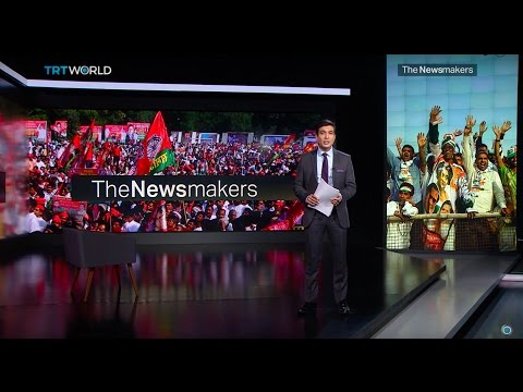 The Newsmakers: India's new politics and Nigeria's Boko Haram victory?