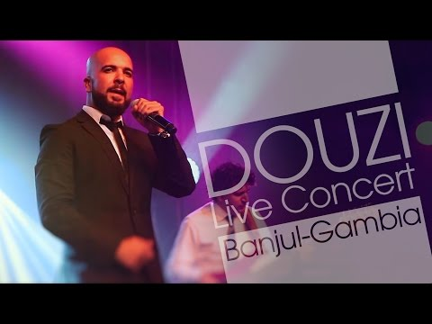 Douzi - Live Concert (Banjul-Gambia) | الدوزي - حفلة غامبيا 2016