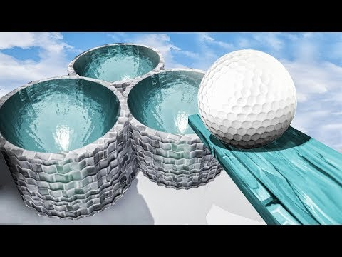 GUESS THE WINNING BOWL! (Golf It)
