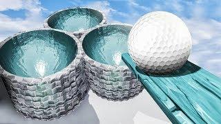 GUESS THE WINNING BOWL! (Golf It)