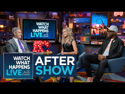 After Show: Has Charlie Sheen Seen Denise Richards On #RHOBH? | RHOBH | WWHL