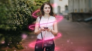Tutorial Efeito Laço de Neon no Photoshop