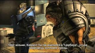 Mass Effect 2 фильм из кат сцен часть 1 2