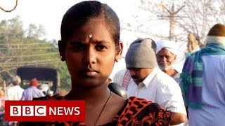 India: The former child worker who wants a fair wage - BBC News