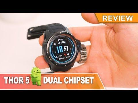 Zeblaze THOR 5 Watch Phone|Dual Chipset 2+16GB|Buy at Banggood