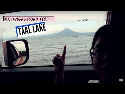 LITERALLY BESIDE TAAL LAKE! | Batangas Road Trip Part 5| #ErrishMeetsWorld