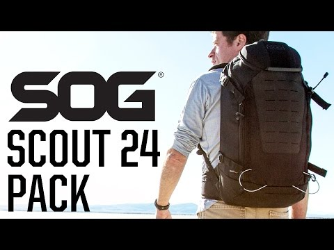 SOG Scout 24 Pack