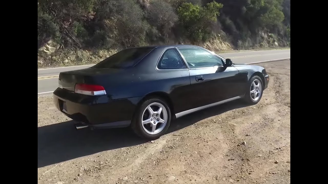2000 Honda Prelude - One Take - YouTube