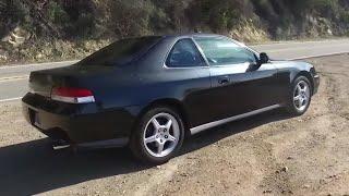 2000 Honda Prelude - One Take