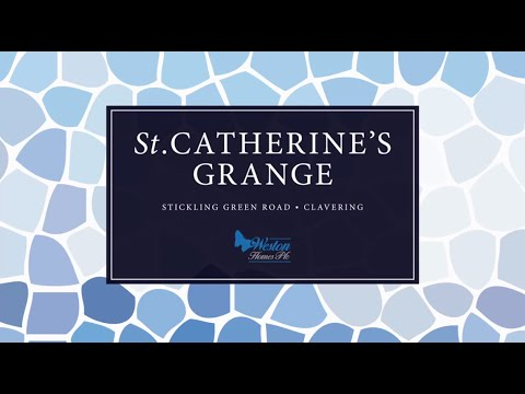 St. Catherine's Grange, Clavering | Development Overview